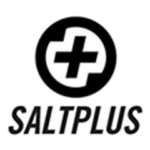 salt plus logo bmx