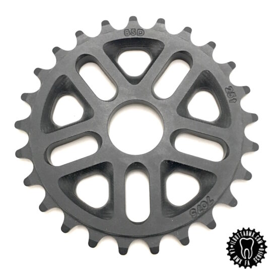 corona bici bmx bsd superlite sprocket black