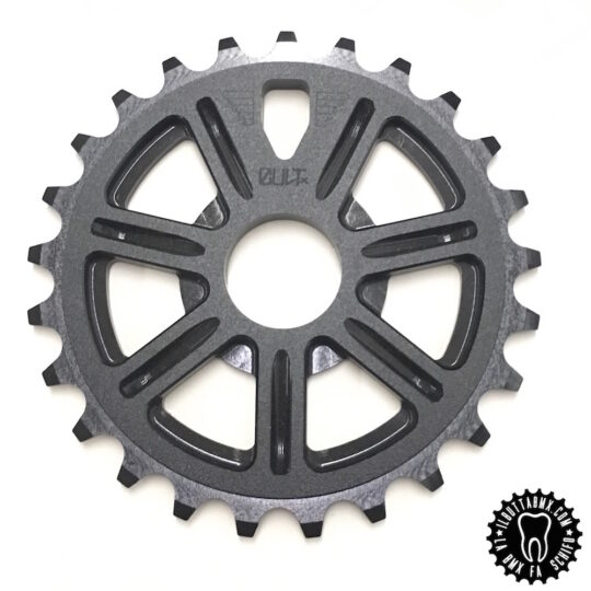 corona bici bmx cult dak sprocket black