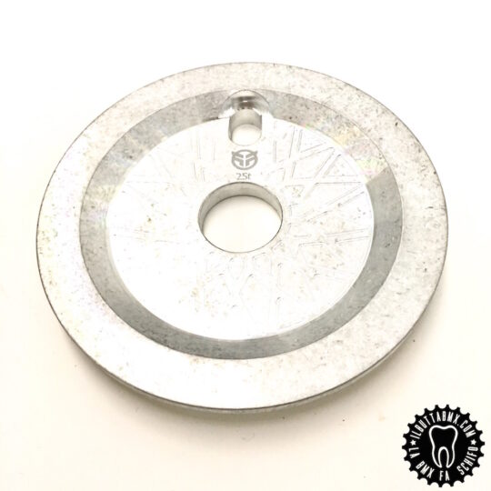 corona bici bmx bbs guard sprocket raw