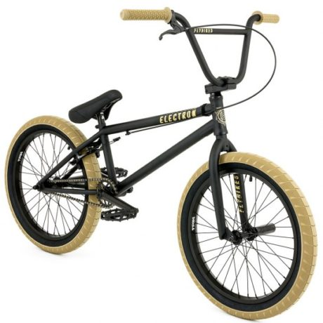 bici bmx complete flybikes electron nera