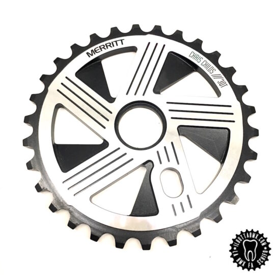 corona bici bmx merritt childs sprocket chain 30t