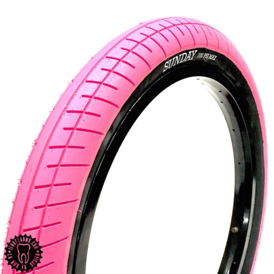 ruote bici bmx tyre sunday seeley rosa